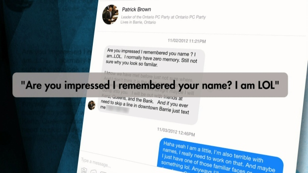 Patrick Brown Sexual Misconduct