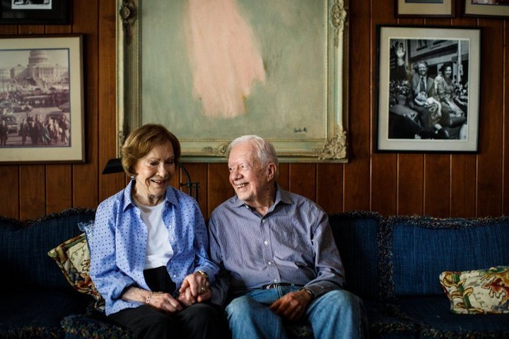 Jimmy Carter Russian Hacking Comments