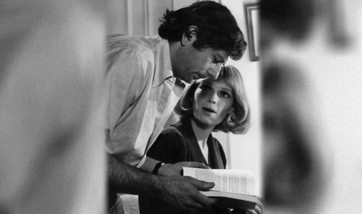 Mia Farrow Roman Polanski