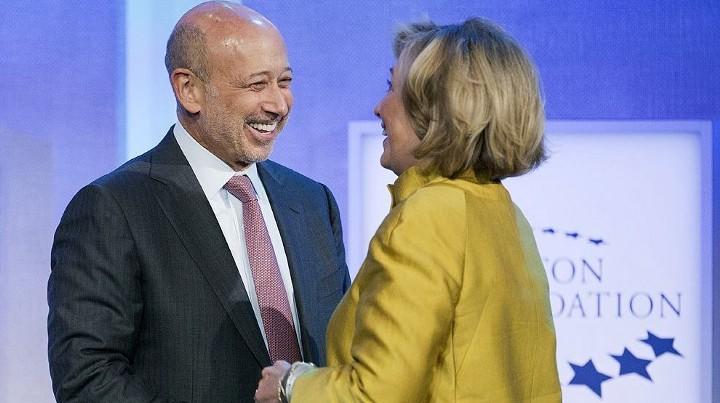 Goldman Sachs Financial Crisis