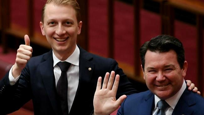 Australia Gay Marriage Bill