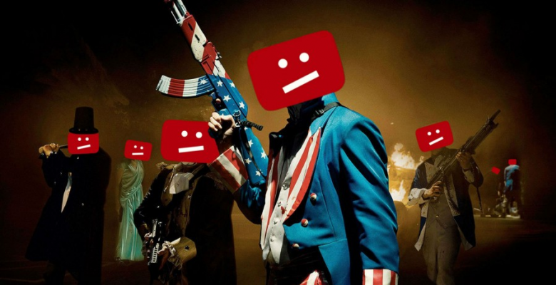 Sargon of Akkad YouTube Ban