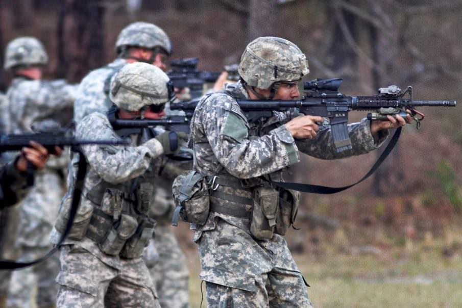 M4 Automatic Rifle