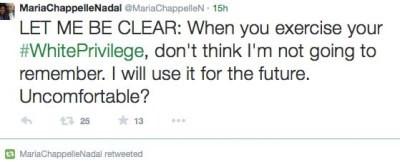 Chappelle-Nadal Tweet