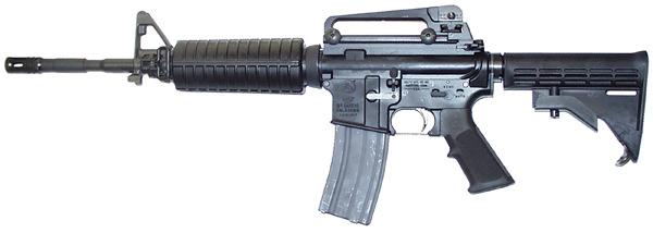 Semiautomatic Rifle