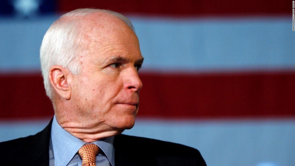 John McCain Pharma Money