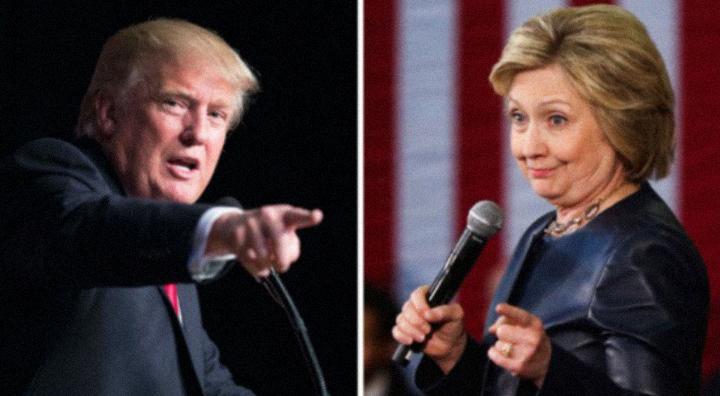 Trump Clinton High Unfavorability Ratings