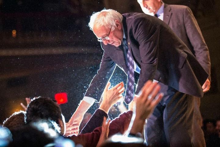 Sanders Most Popular Politician In America