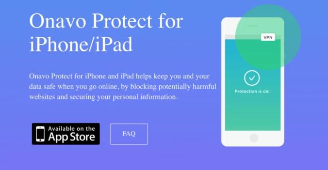 Onavo Protect Facebook VPN