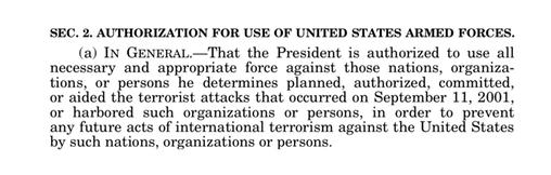 Gitmo legislation