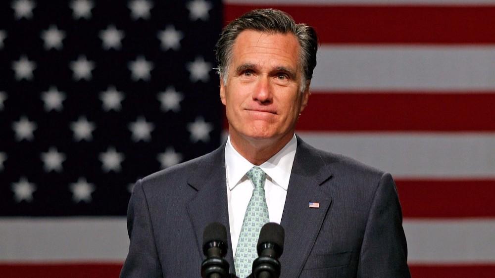 Romney Pharma Money