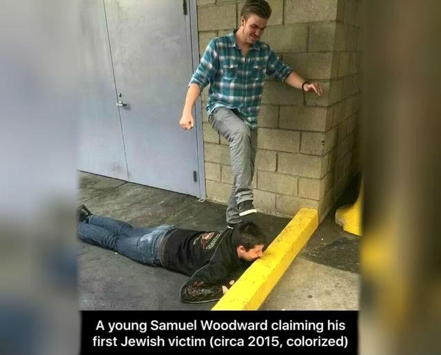 Samuel Woodward Atomwaffen