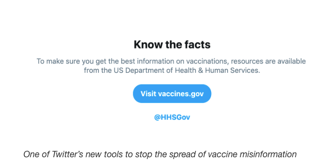 Twitter Anti-vax know the facts
