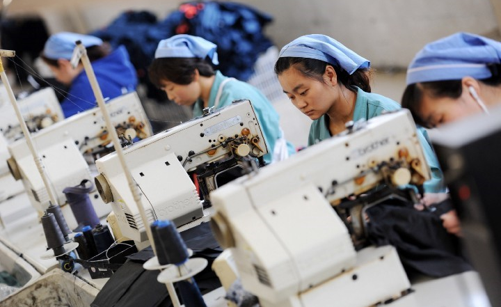 Ivanka Trump clothes made in Chinese factory
