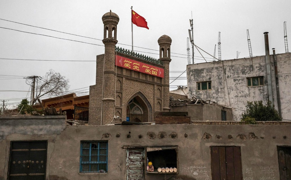 China Mosque Shut Down