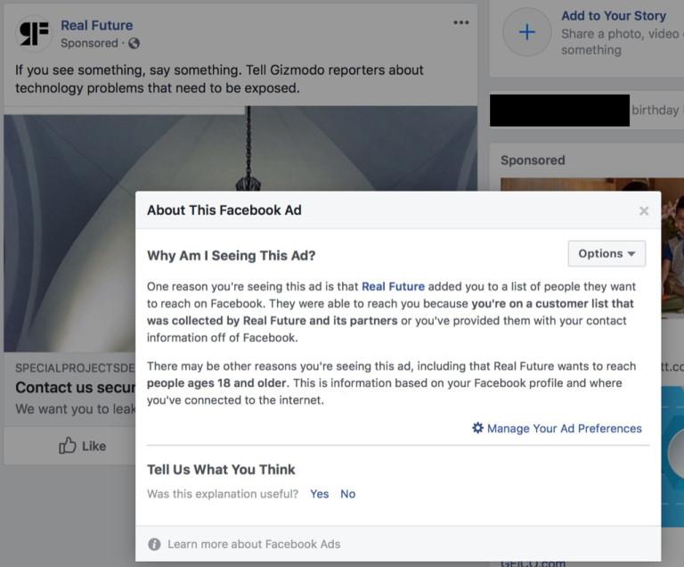 Facebook Shadow Contact Data Mining