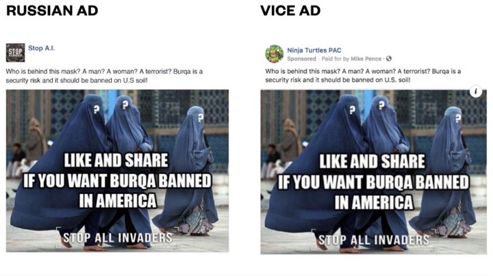 Fake Facebook Ads Vice