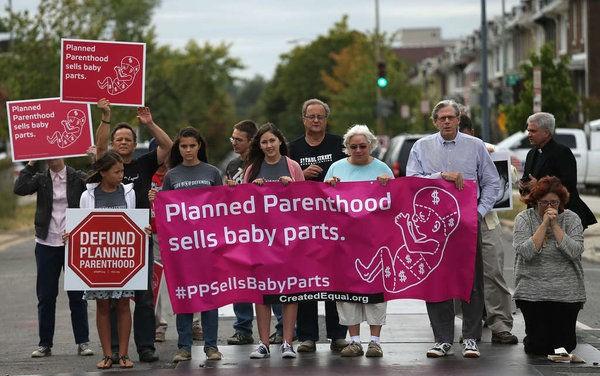 Planned Parenthood sells fetal tissue