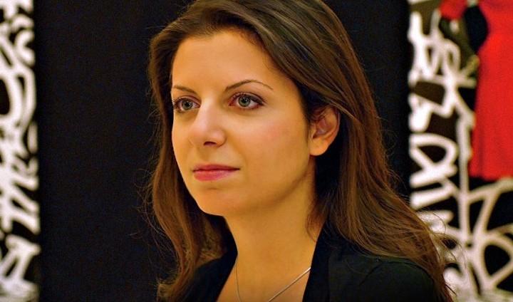 Margarita Simonyan RT